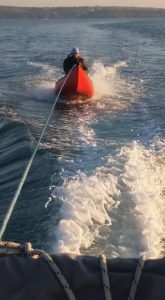 Wakeboarding in Falmouth