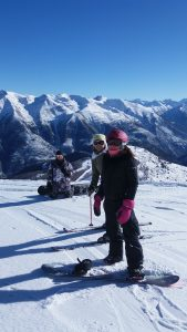 Best snowboarding holiday
